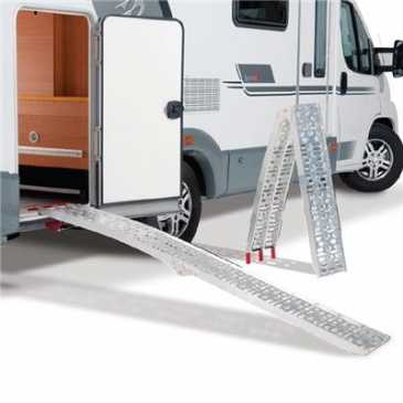 AL-KO Foldable Loading Ramp - 2270mm